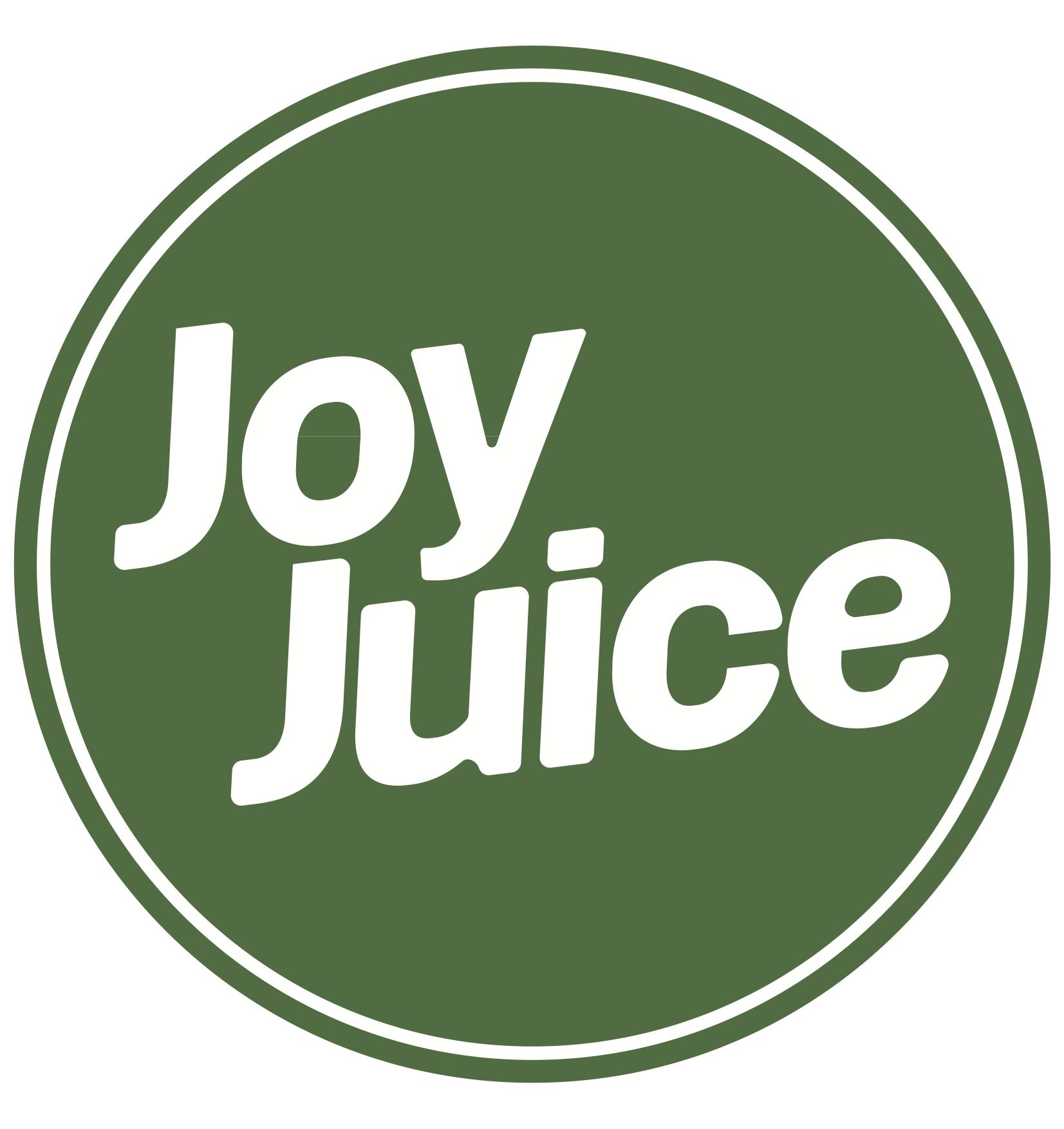 Logo marca empresa: Joy Juice